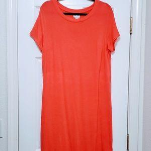 NWOT Coral AVA-VIV Size X Dress